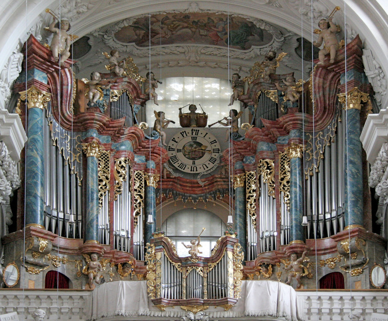 Bach Orgel