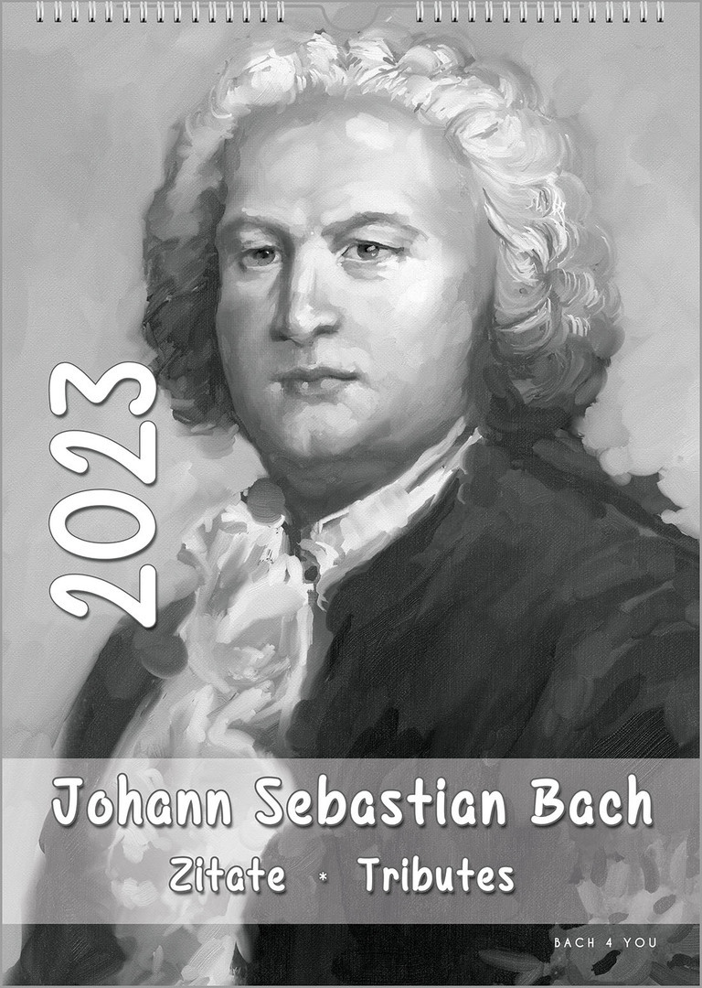 66 Johann Sebastian Bach Quotes Tributes Bach On Bach